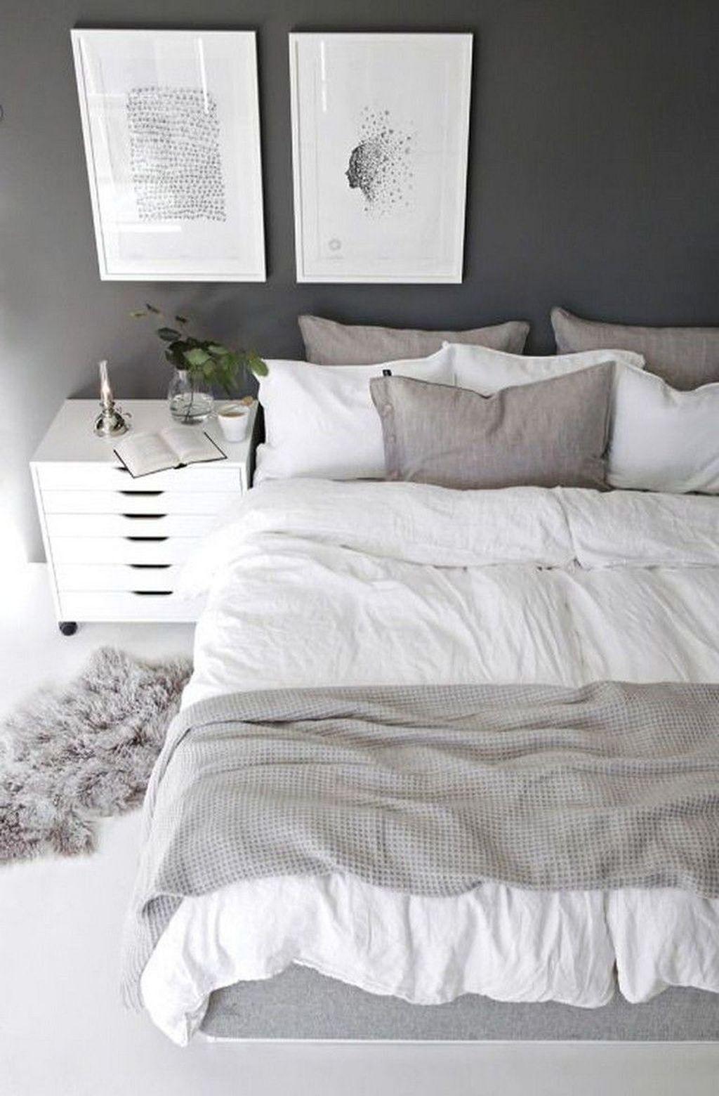 The Best Scandinavian Bedroom Interior Design Ideas 34 Pimphomee