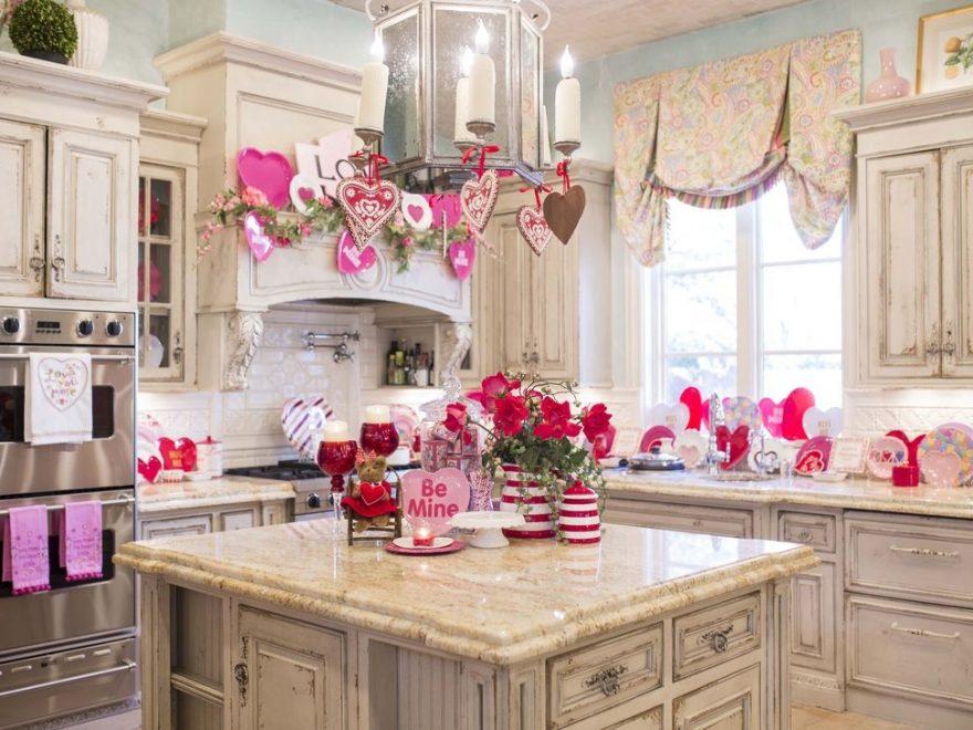 Totally Adorable Valentine Kitchen Decor Ideas 12