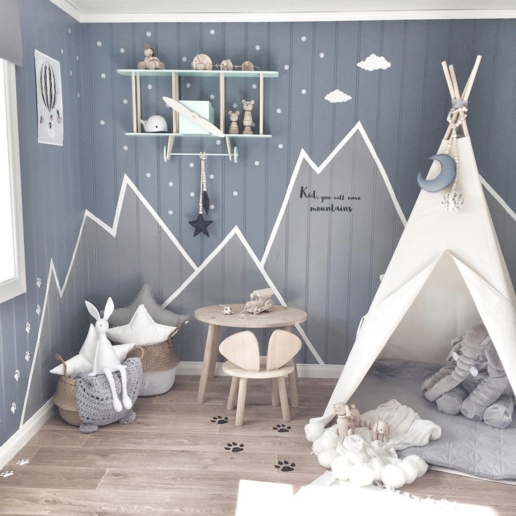 Inspiring Kids Room Design Ideas 23