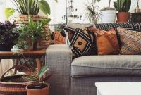 The Best Bohemian Farmhouse Decorating Ideas For Your Living Room 44