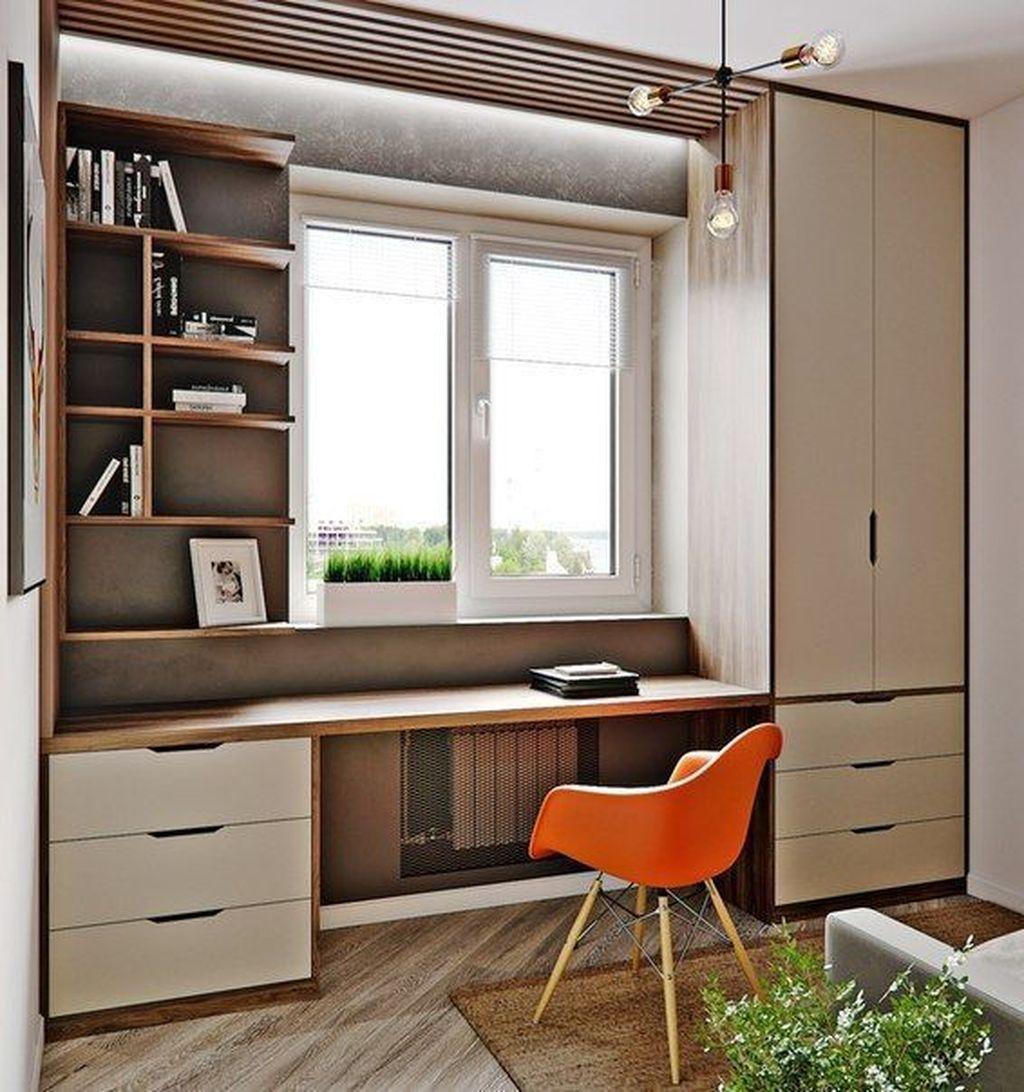 Inspiring Home Office Design Ideas 38