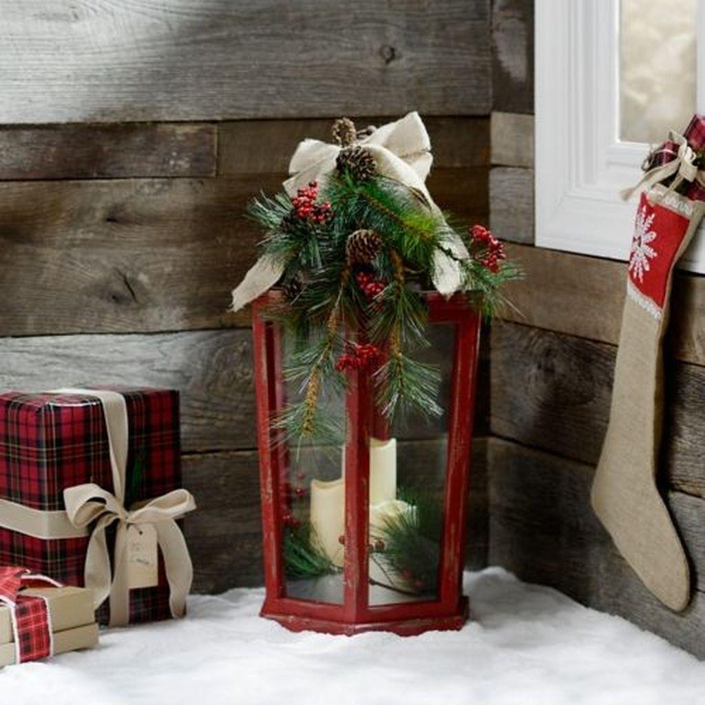 Fabulous Christmas Patio Decor Ideas 35