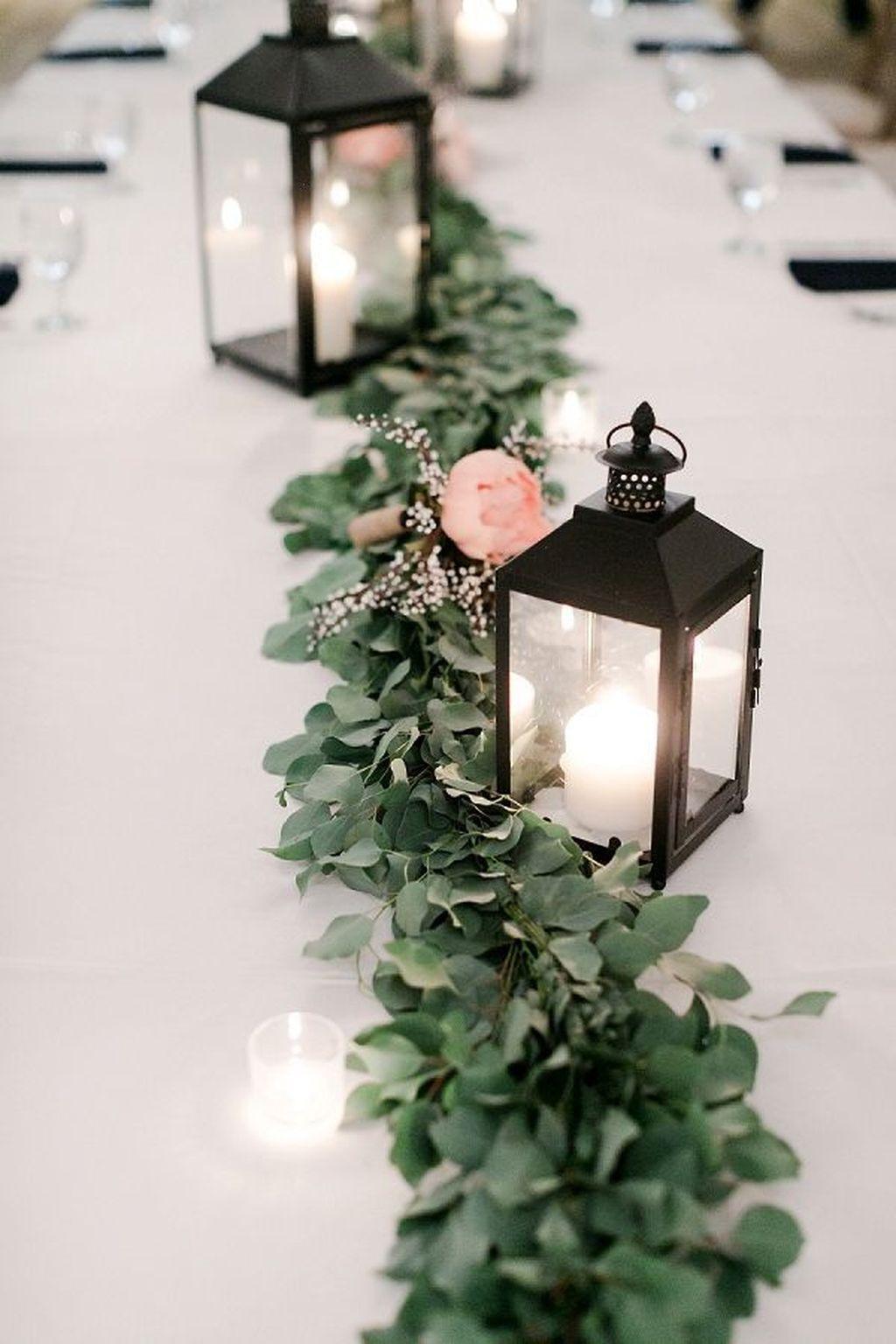 Fabulous Winter Lantern Centerpieces Ideas 06 Pimphomee