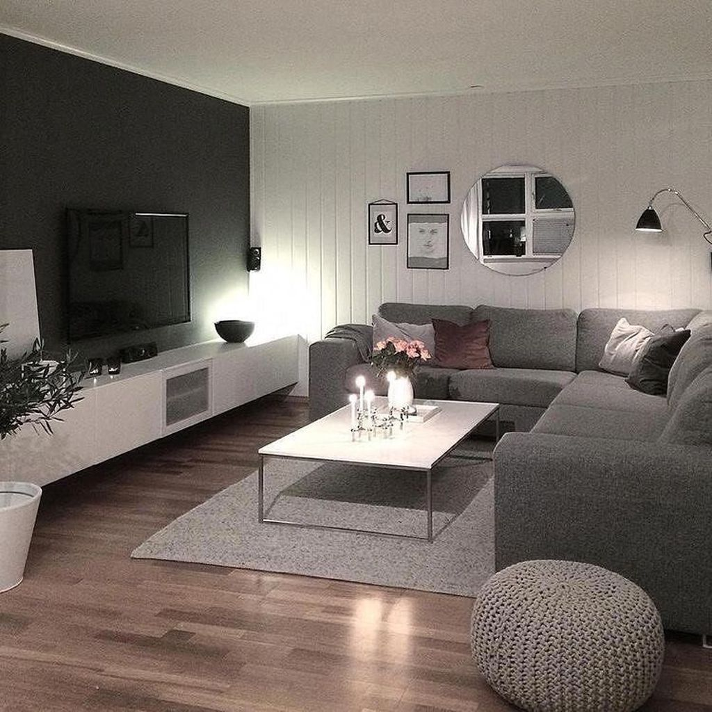 Beautiful Contemporary Living Room Decoration Ideas 22
