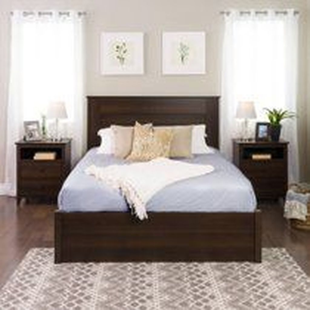 5 Beautiful Dark Wood Furniture Design Ideas For Your Bedroom