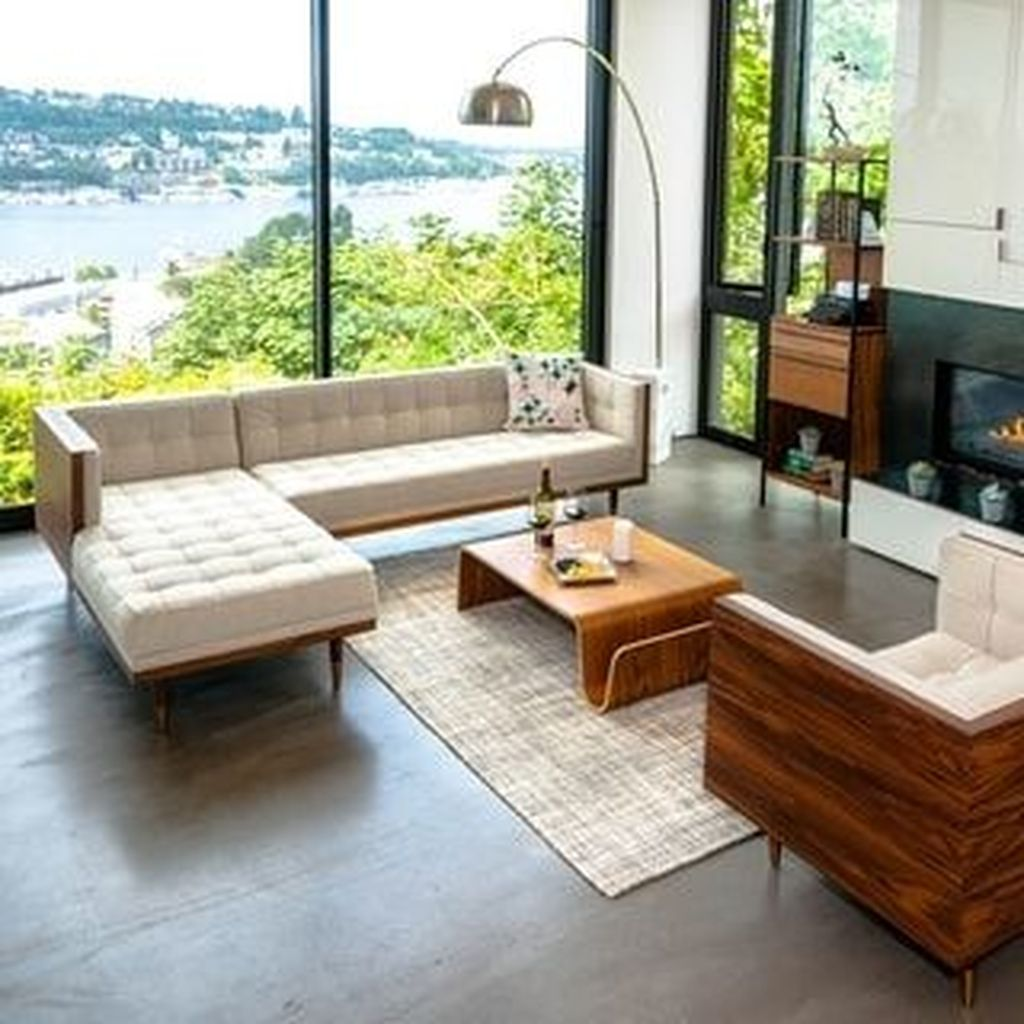 Gorgeous Modern Sofa Designs That You Definitely Like 20