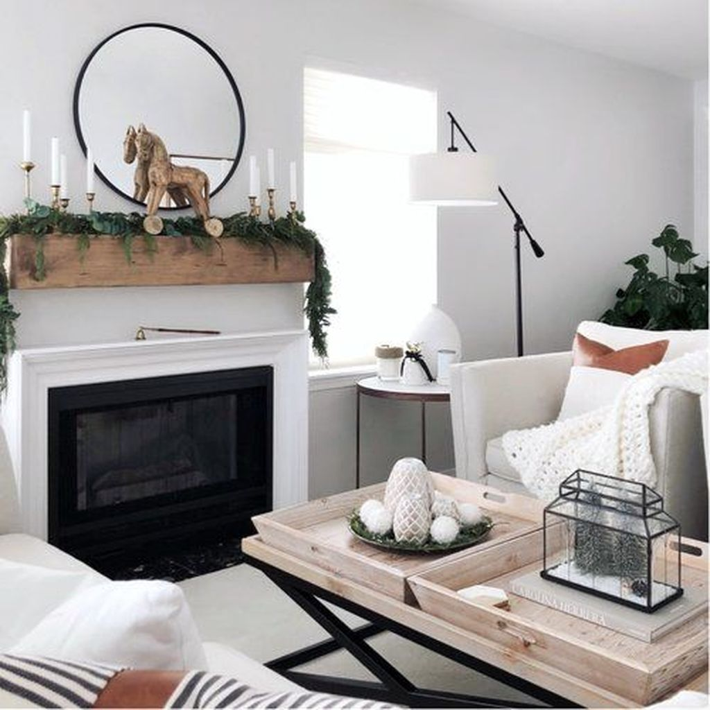 Nice Spring Scandinavian Decor Ideas To Beautify Your Home 19