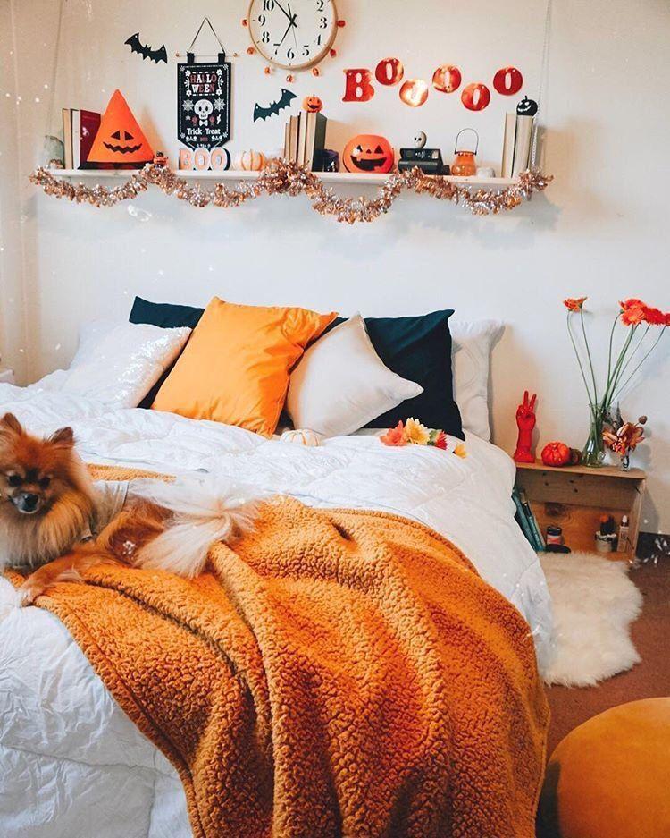 Fall Room Decor Ideas