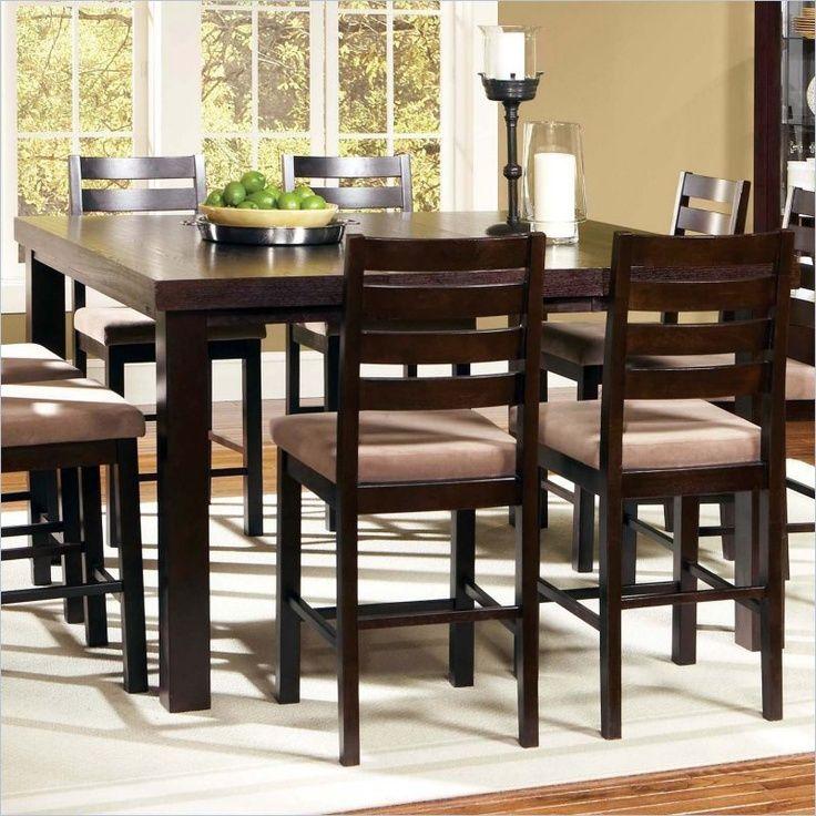 Tall Kitchen Table Set