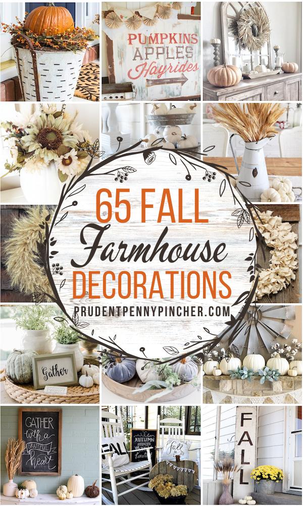 DIY Farmhouse Fall Decor