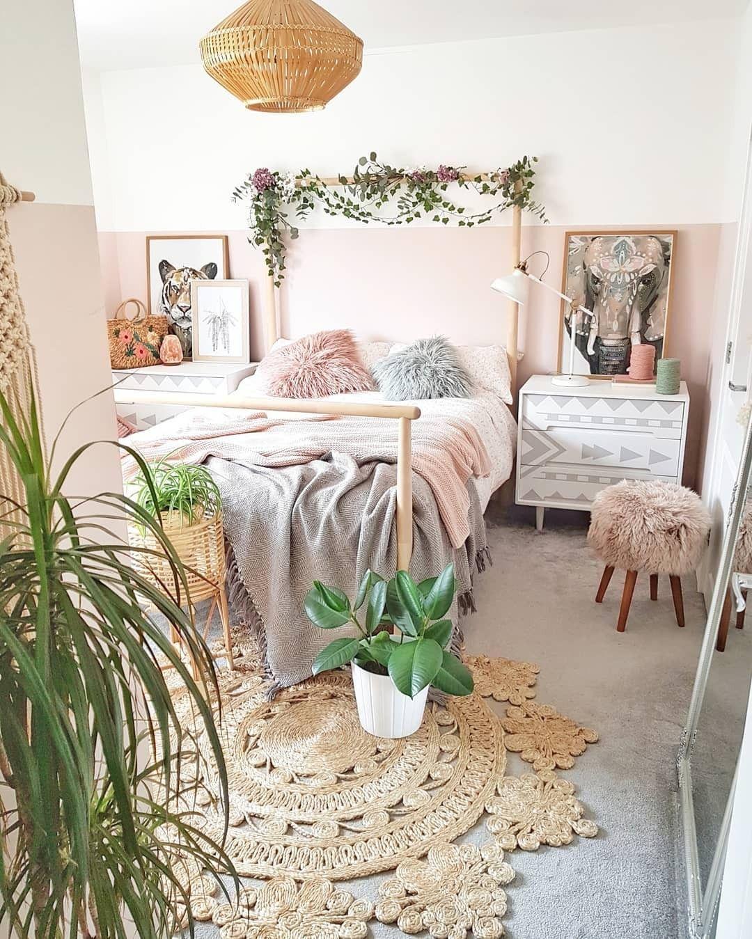 Modern Bohemian Bedroom