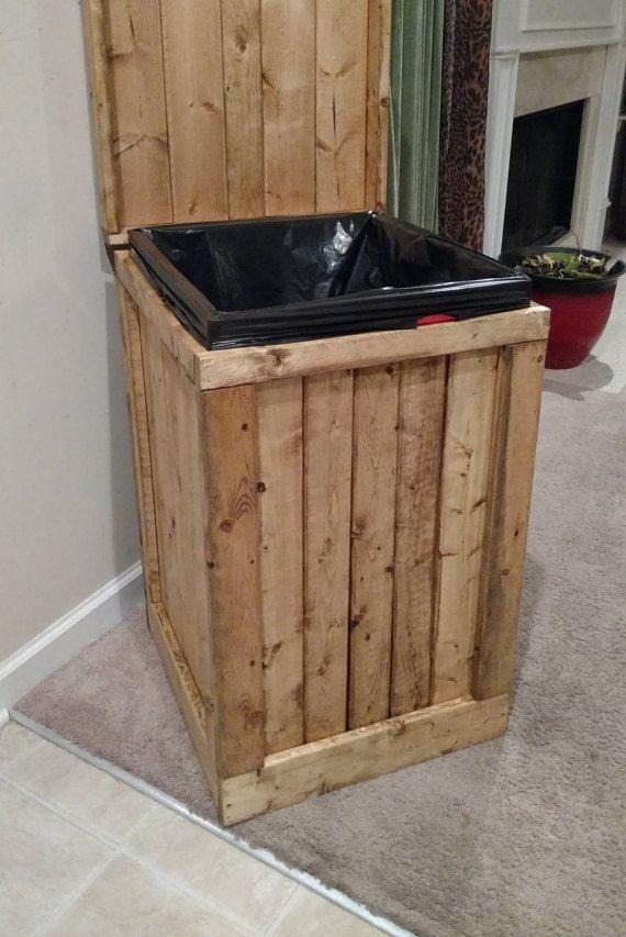 30 Gallon Kitchen Trash Can