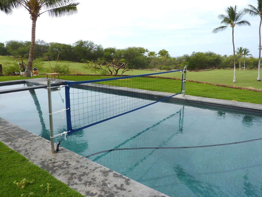 Swimming Pool Volleyball Net