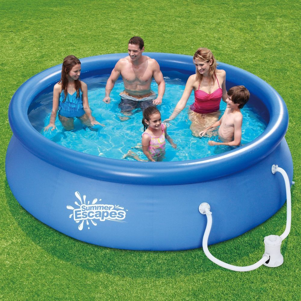 Quick Set Swimming Pools