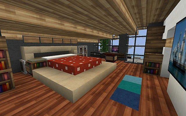 Cool Minecraft Bedrooms