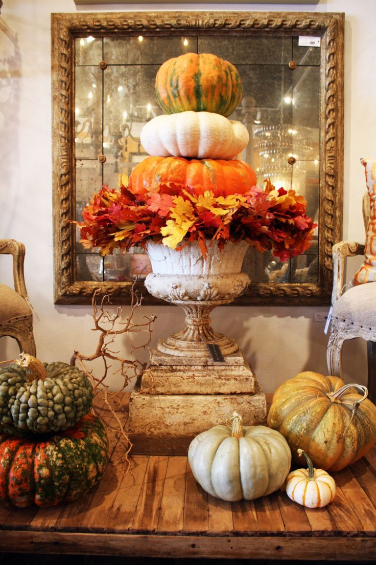 Martha Stewart Fall Decor