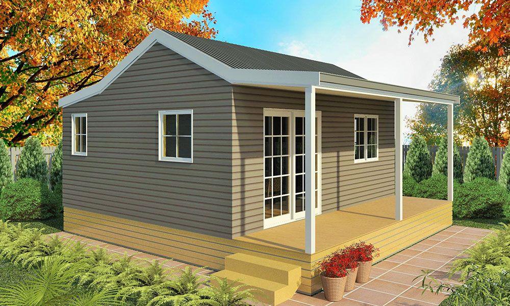 2 Bedroom Modular Homes