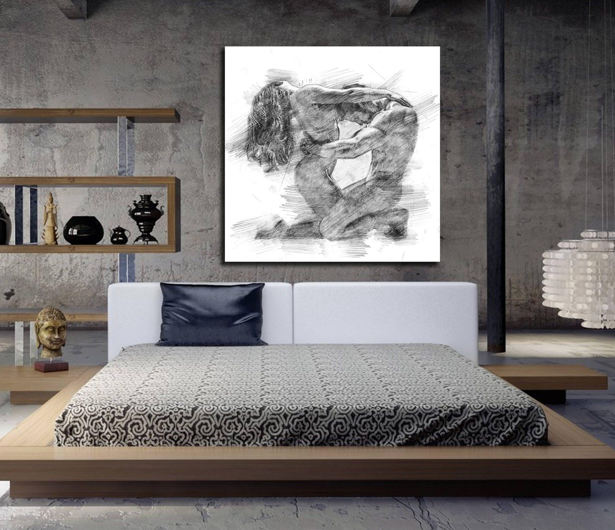 Master Bedroom Wall Art