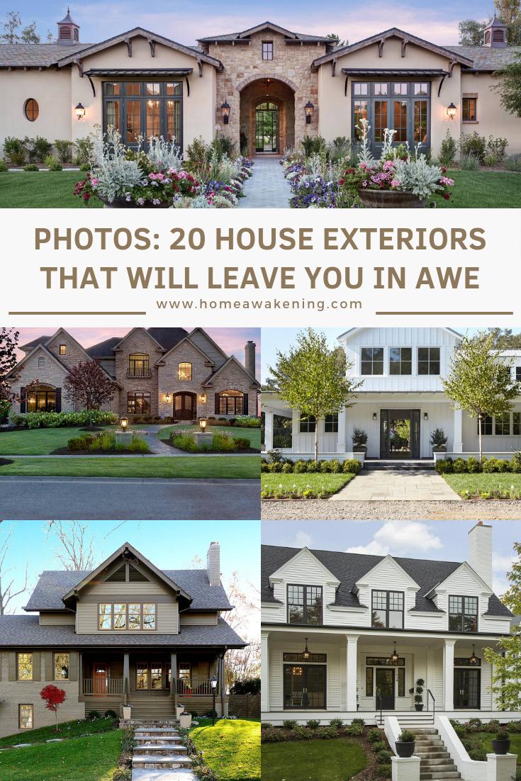 DIY Home Exterior Design