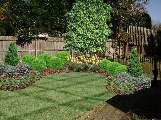 Backyard Corner Landscaping Ideas