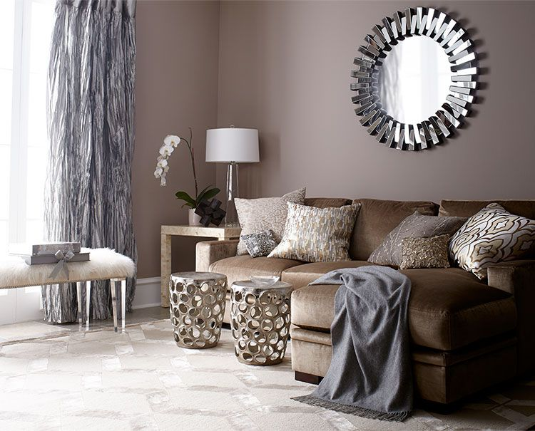 Brown Couch Living Room Ideas