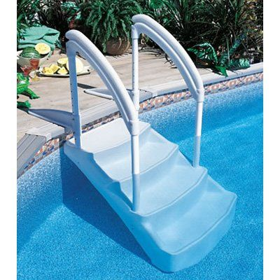 Above Ground Swimming Pool Steps