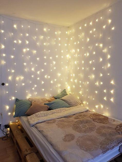 Led String Lights For Bedroom
