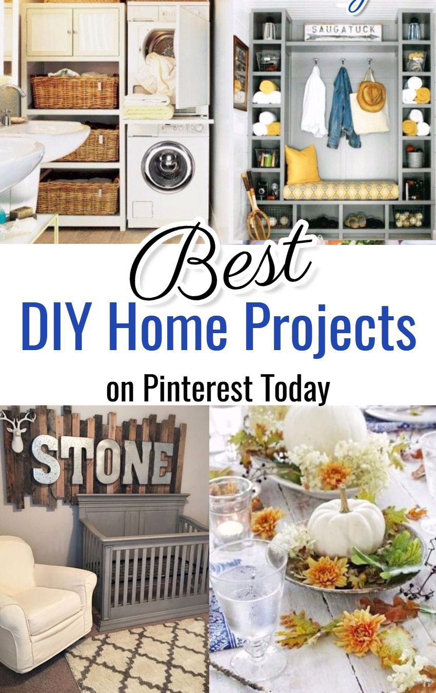 Best DIY Home Projects
