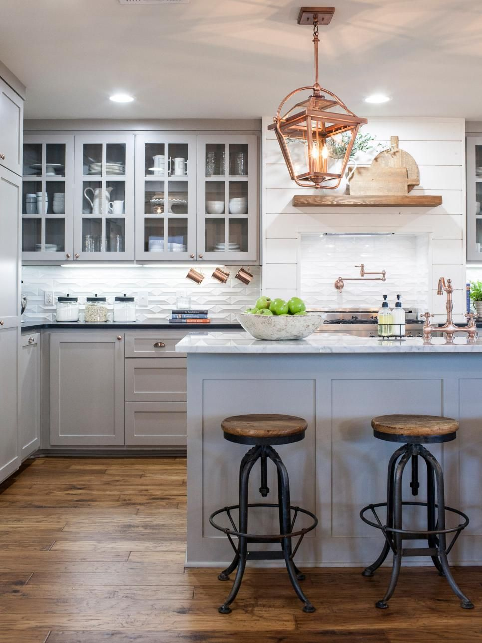 Joanna Gaines Kitchen Designs
