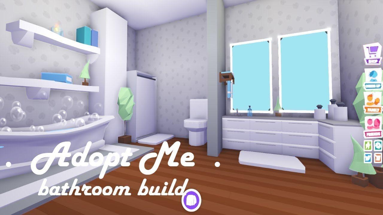 Adopt Me Bathroom Ideas