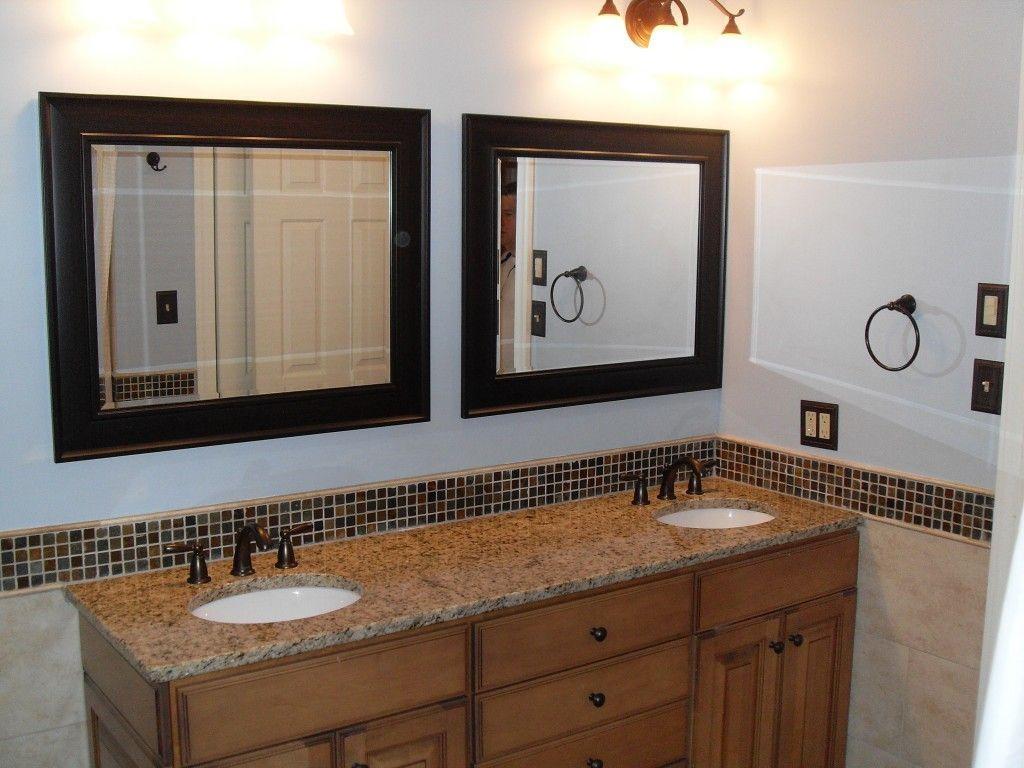 Menards Bathroom Mirrors