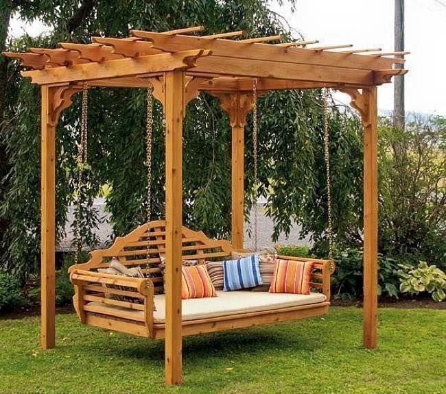 Backyard Swings For Adults