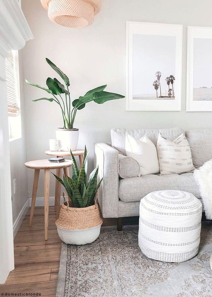 Fake Plants For Living Room