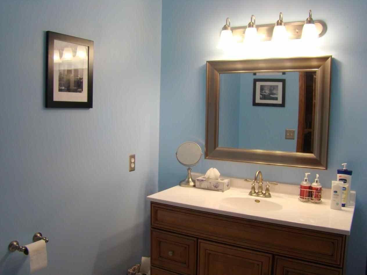 Bathroom Light Fixtures Menards