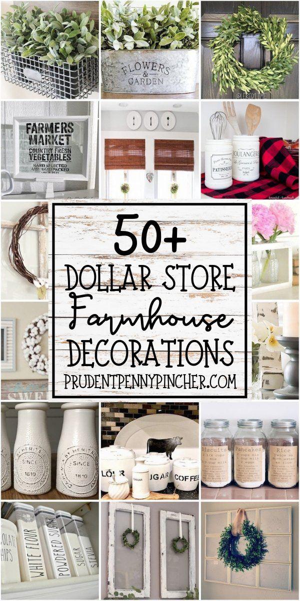 Dollar Store DIY Home Decor