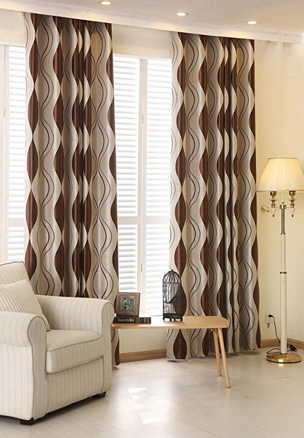Living Room Blackout Curtains
