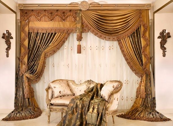 Luxury Curtains For Living Room