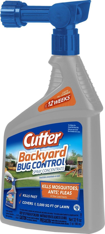 Off Backyard Bug Control