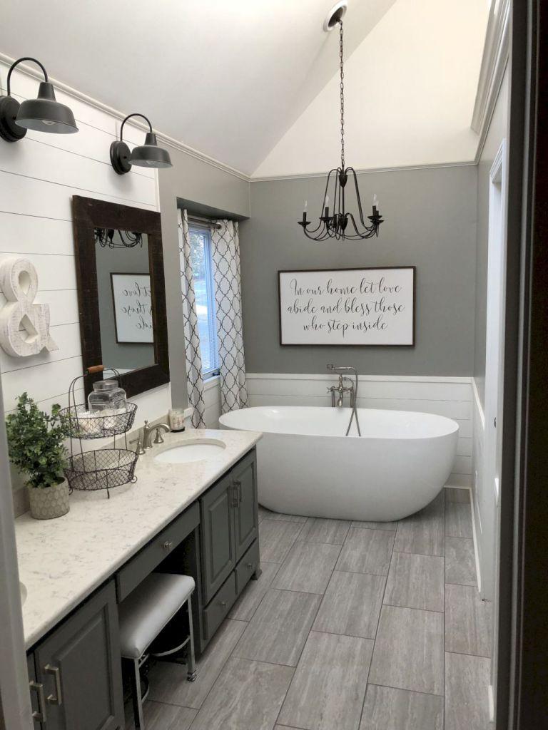 Farm House Bathroom