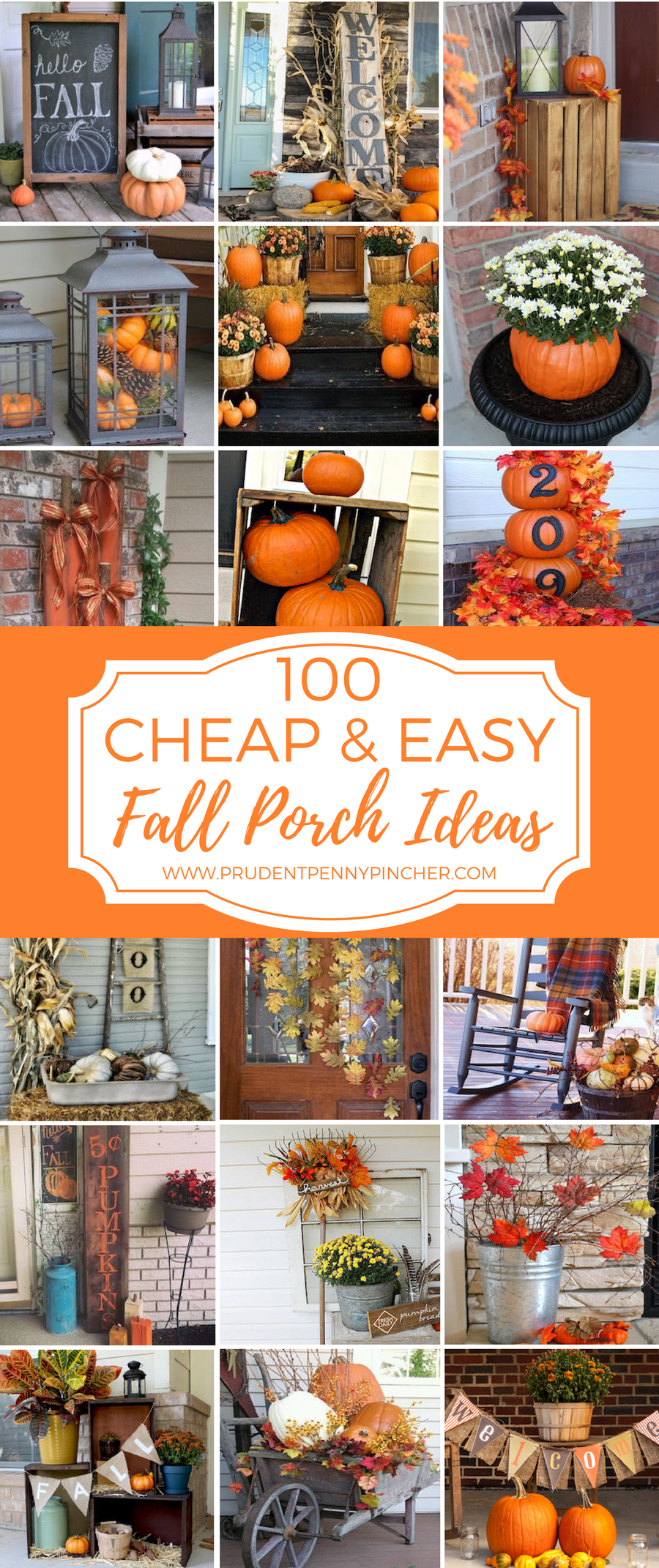 Cheap Fall Decor Ideas