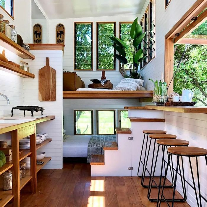 Tiny Home Interior Ideas