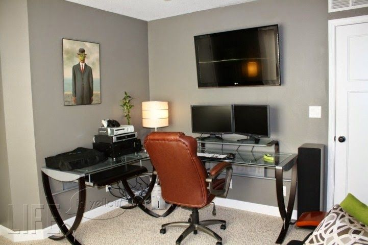 Best Wall Color For Home Office