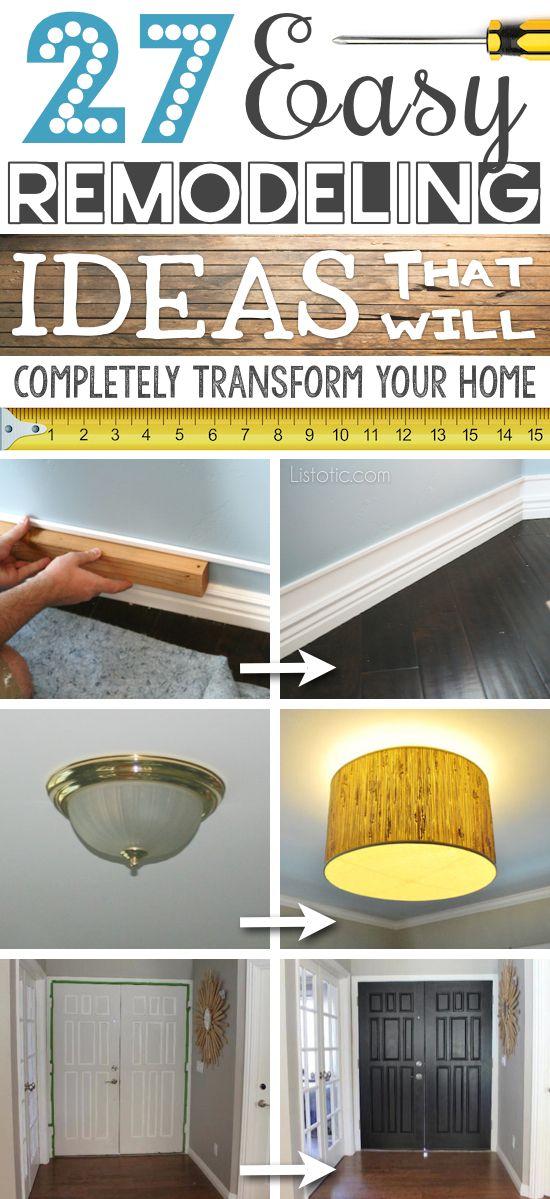 DIY Home Renovation On A Budget
