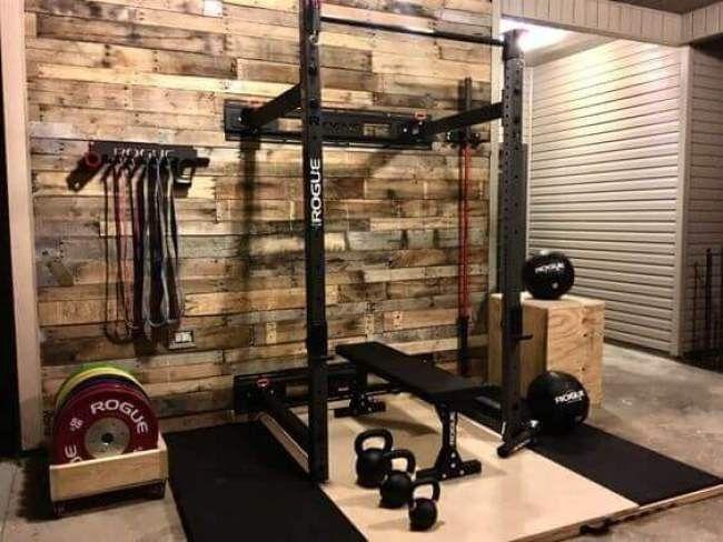 DIY Home Gym Ideas