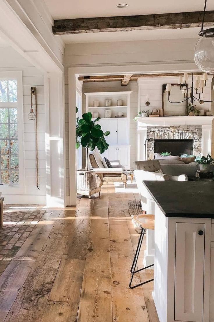 Rustic Farmhouse Interior Design