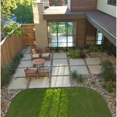 Small Backyard Pavers Ideas