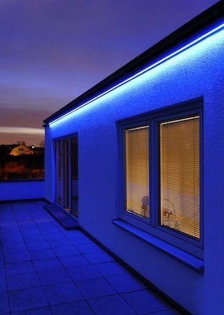 Exterior Led Strip Lighting