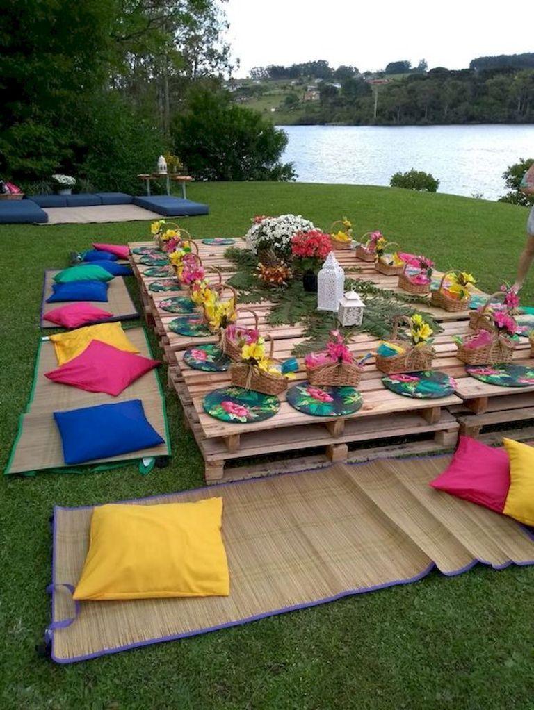 Garden Party Decoration Ideas