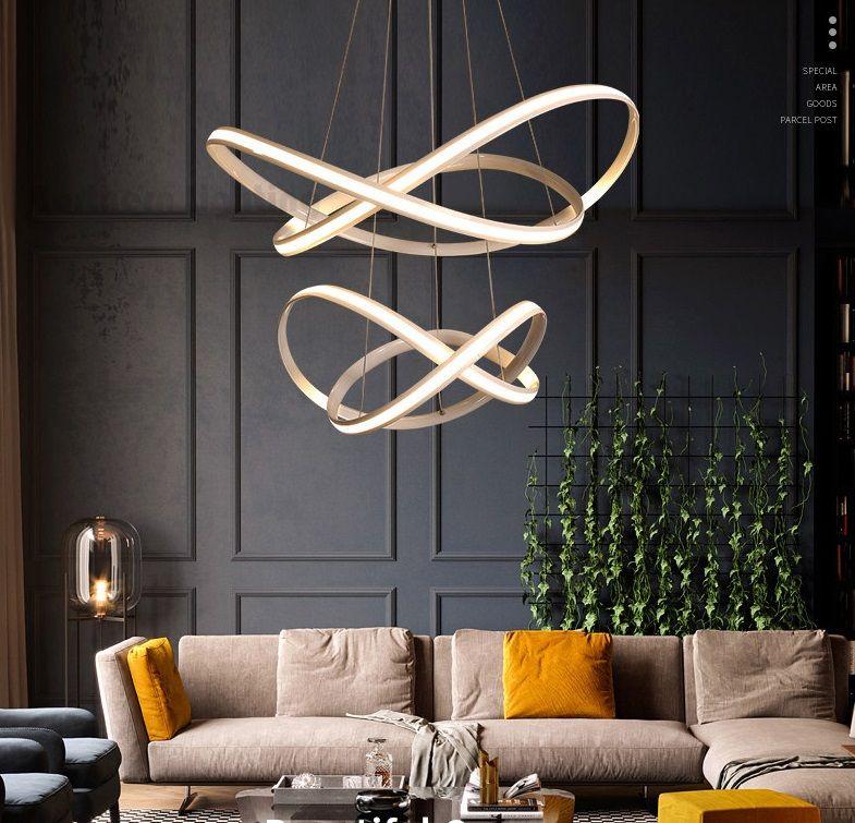 Living Room Pendant Light