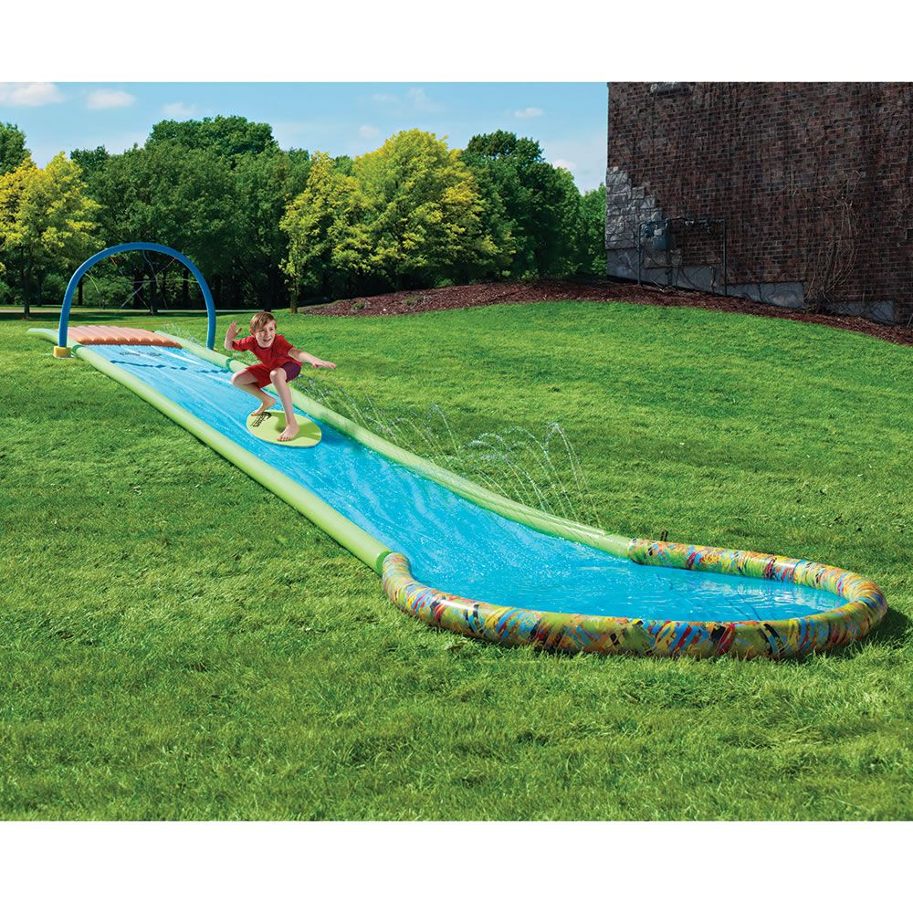 Backyard Water Slides For Adults